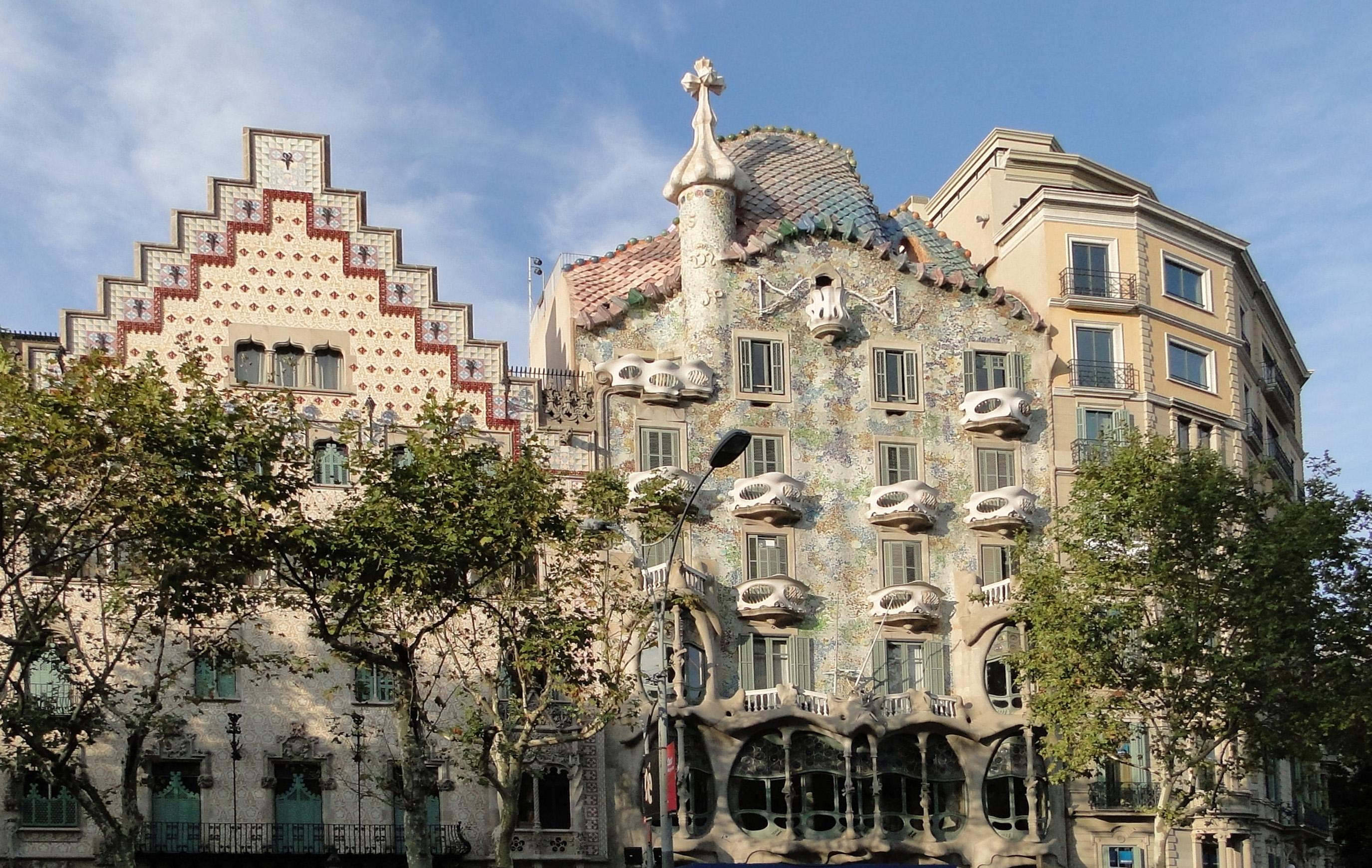 Casa_Amatller_and_Casa_Batlló