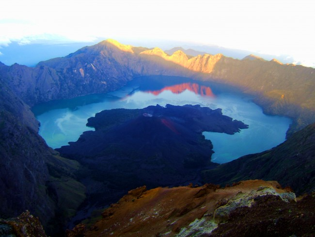 Rinjani_Volcano