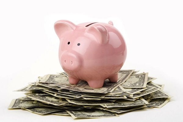Time to make use of your piggy bank.