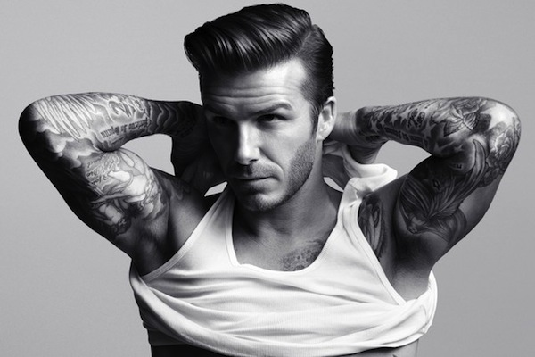We're afraid the ultra-sexy undercut did not make it on the list. Blame it on David Beckham.