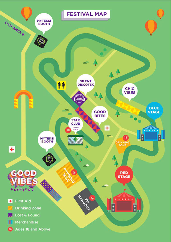 Here's the festival map for easy reference. You're welcome.