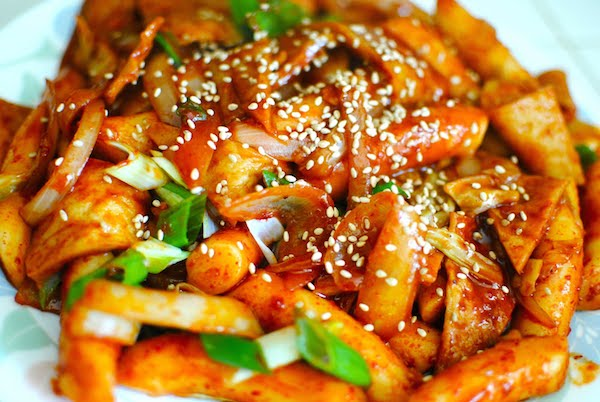 Those who can make a perfect tteokbokki are blessed.