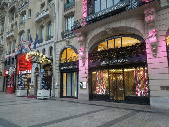 champs-elysees_shops_in_paris_france