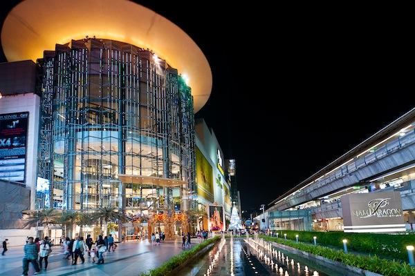 Glitz & glamour of Bangkok.