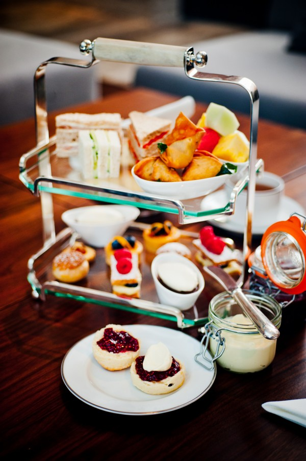 Tea for two or three