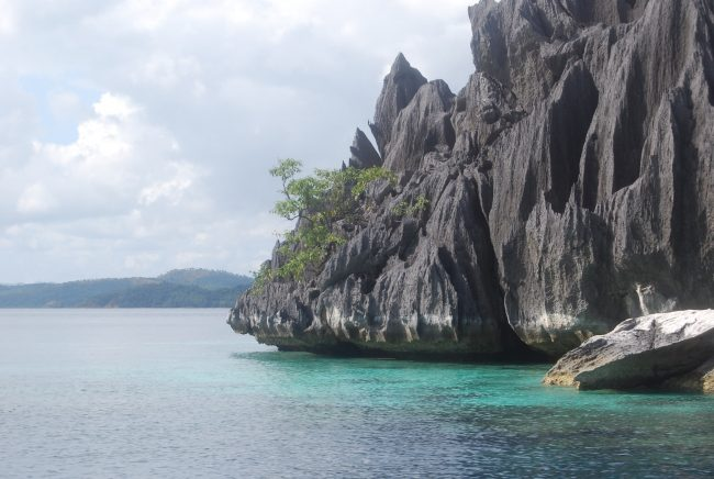 an_island_in_coron_palawan