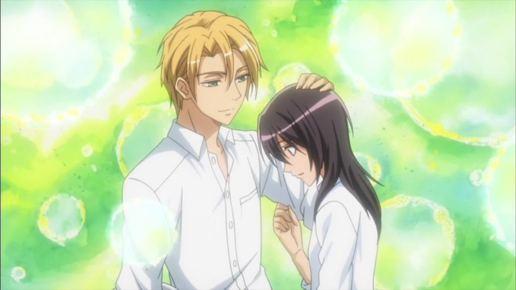"""In anime, this means, """"I care for you and this will be our eternal love story."""""""