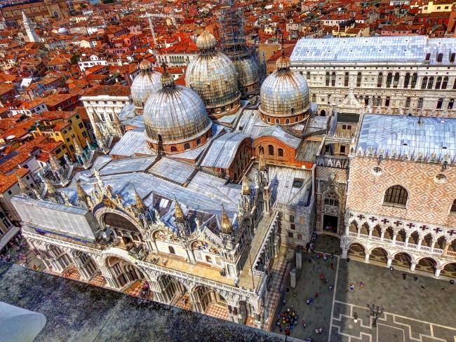 The stunning jewel of Venice