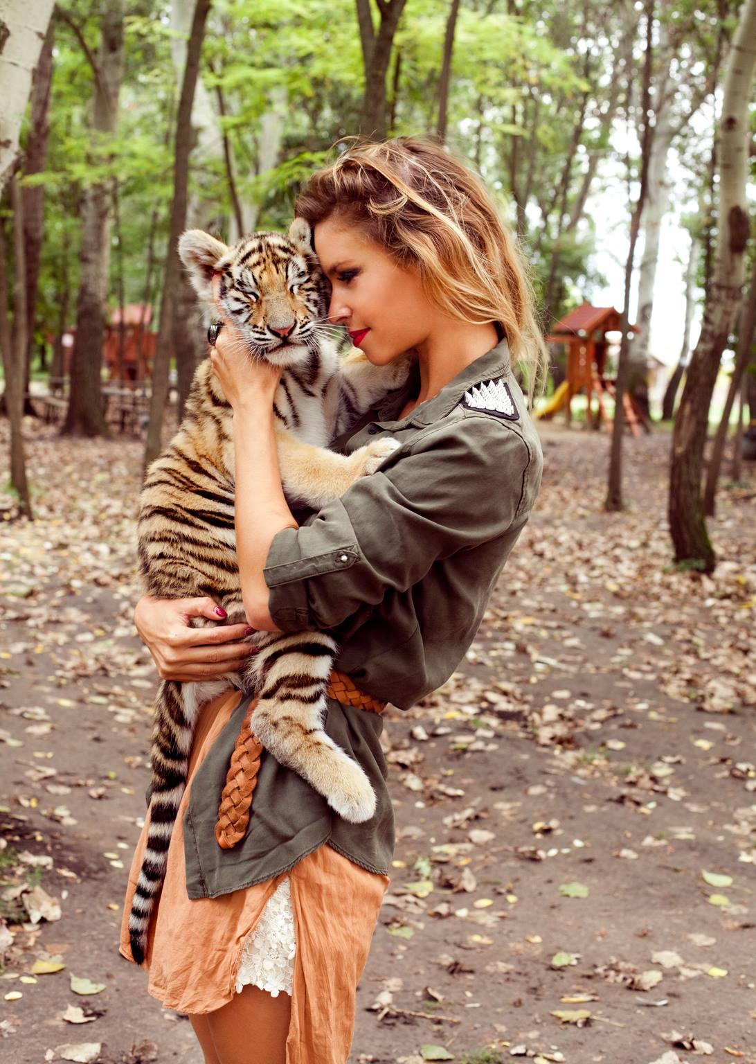 Although tiger cubsaren'texactly terrifying...