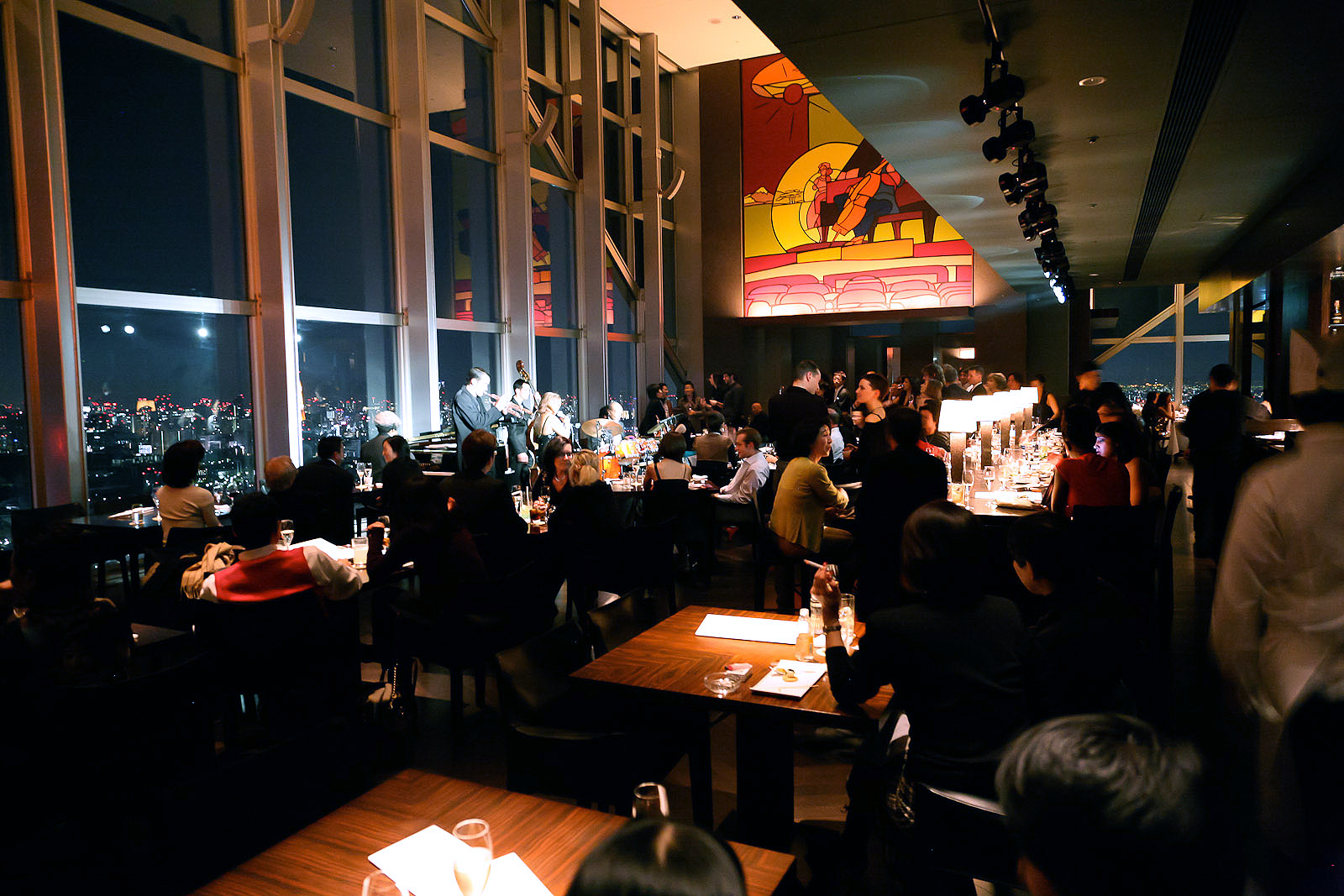 The New York Bar, of Lost in Translation (2013) fame.