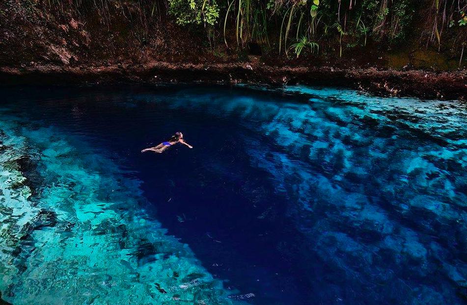 Perfect island escape