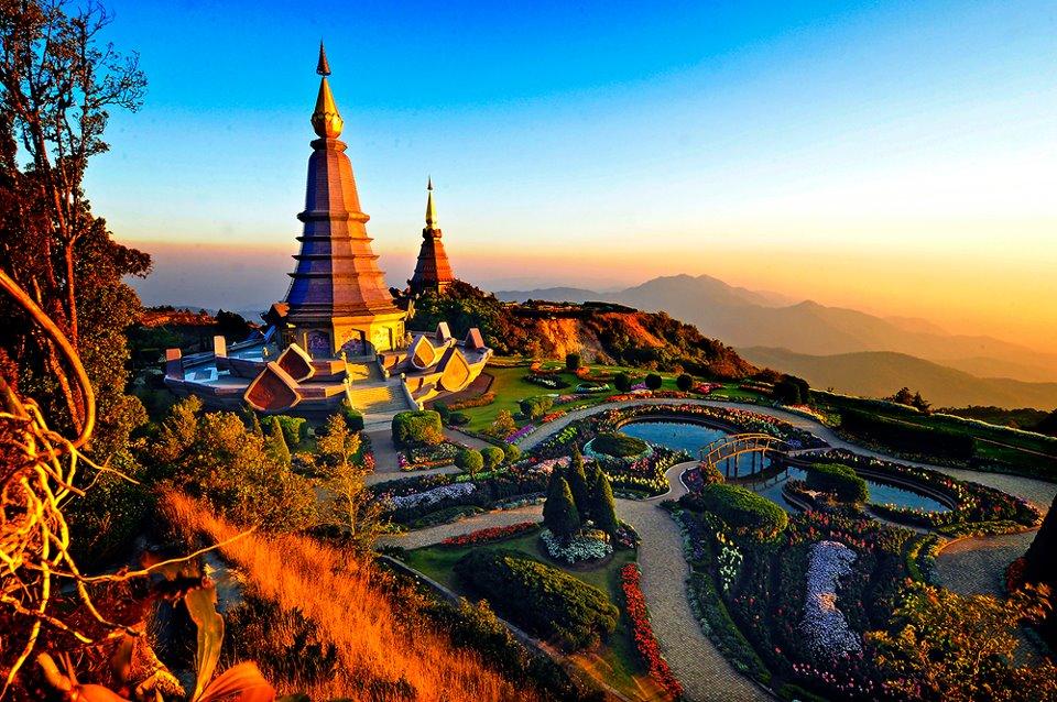 Doi Inthanon National Park, Chiang Mai.