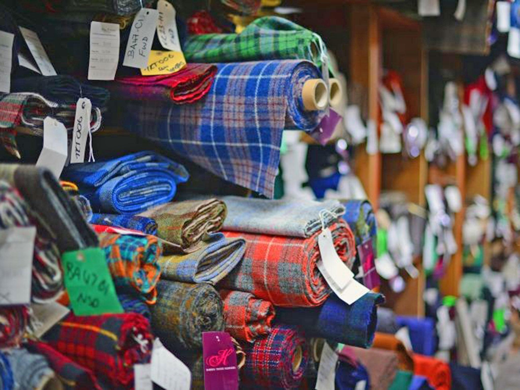 tartan-textiles