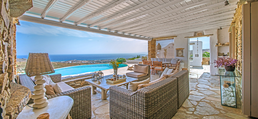 Luxe finishings perfect for luxe escapes