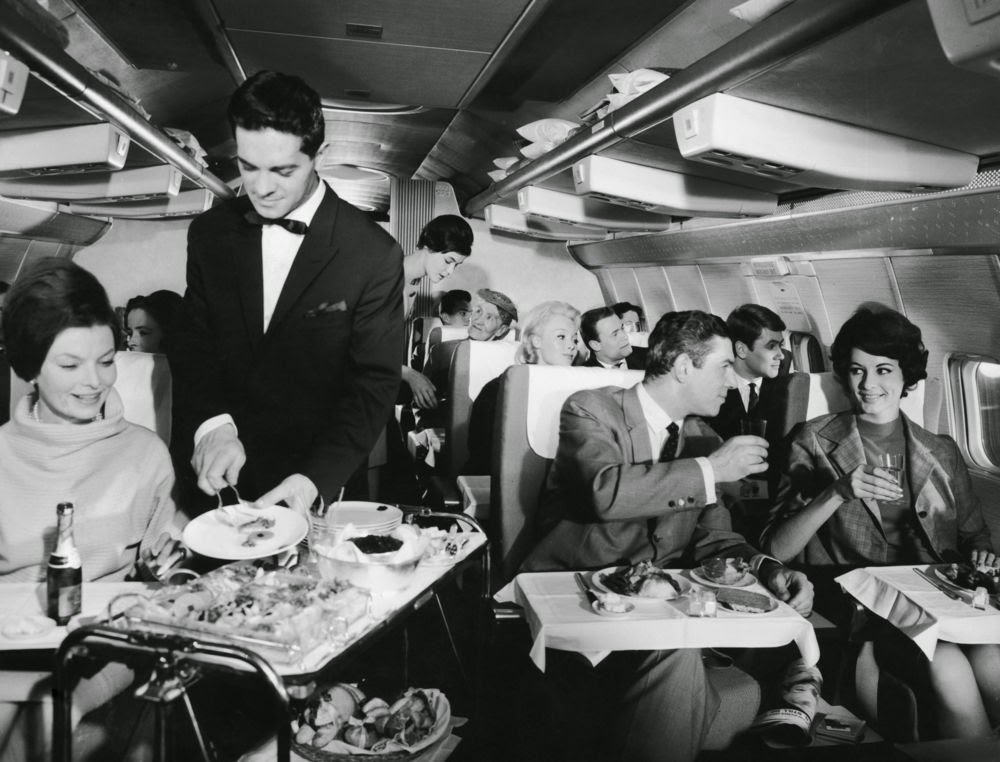 The Golden Age of Air Travel (3)