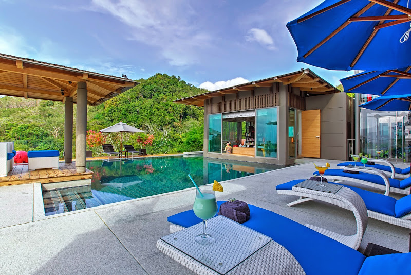 2 Villa Love 21 Phuket - Main Pool