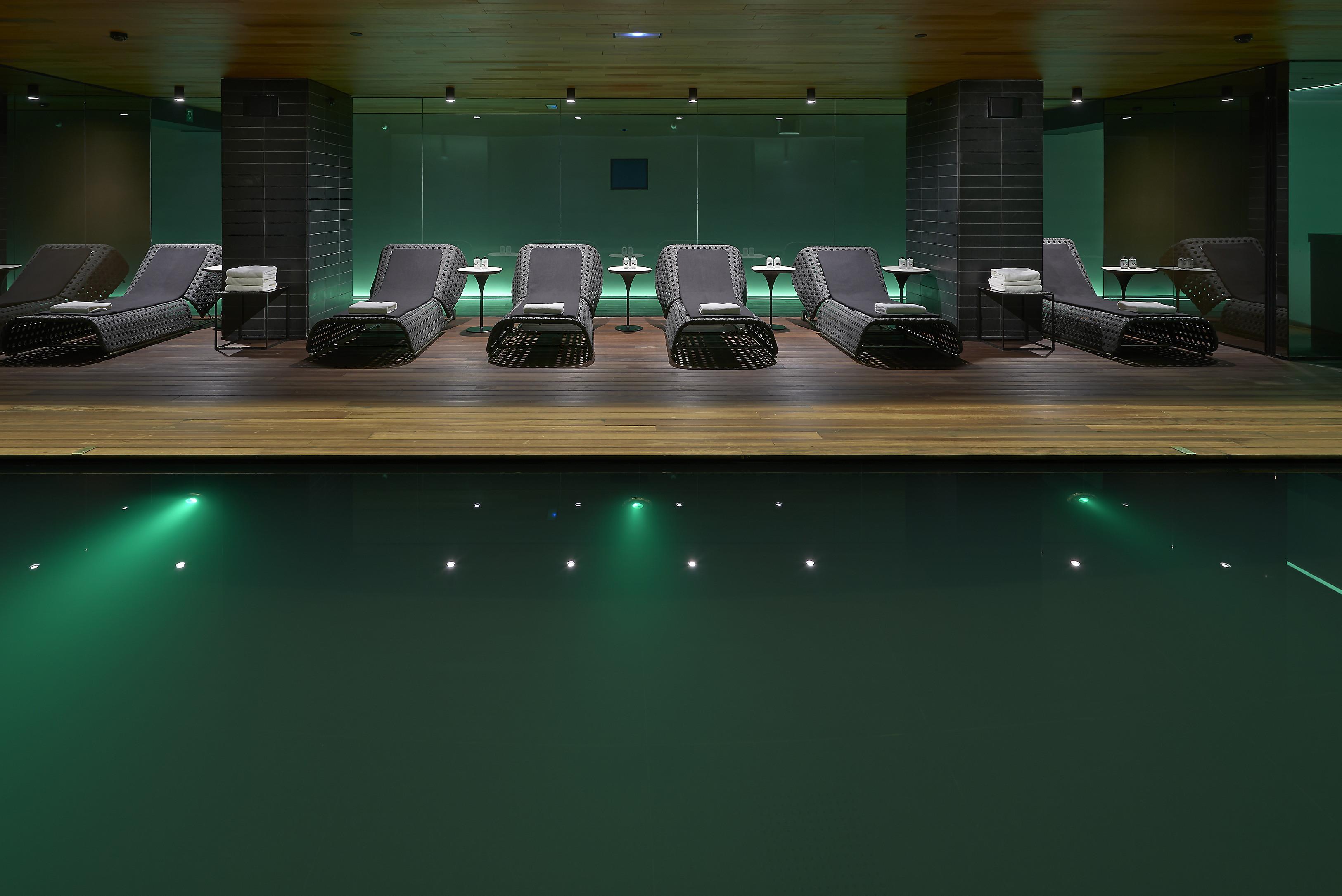MO Barcelona - Spa Indoor Pool