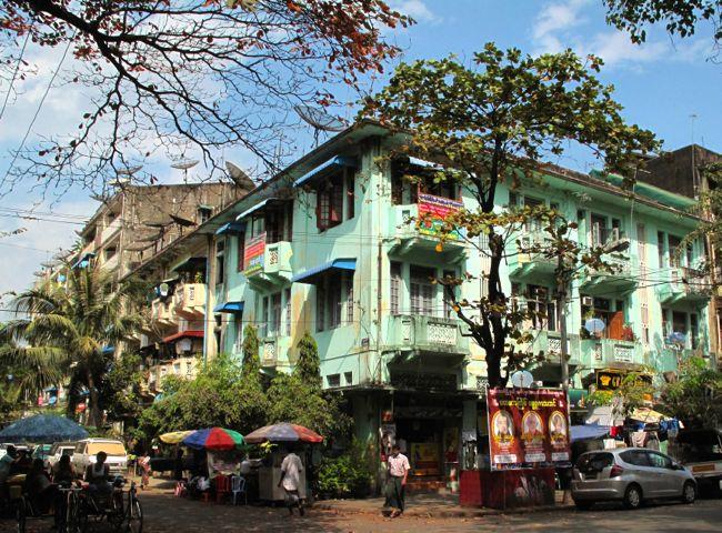 Explore Myanmar's charming past