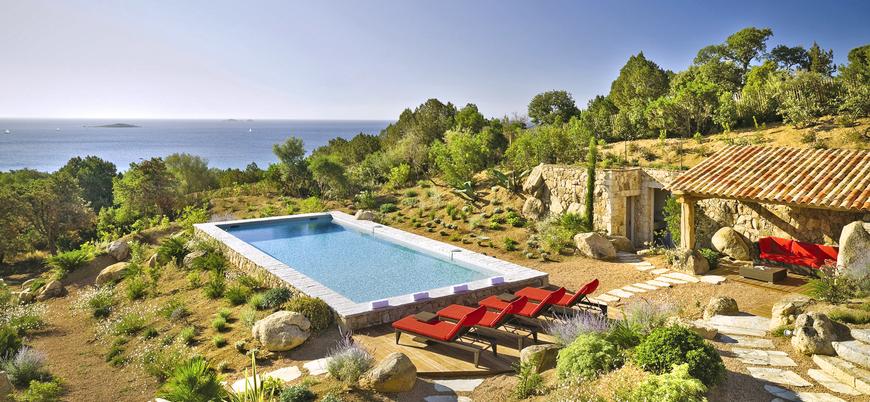 Corsica - Villa Luna