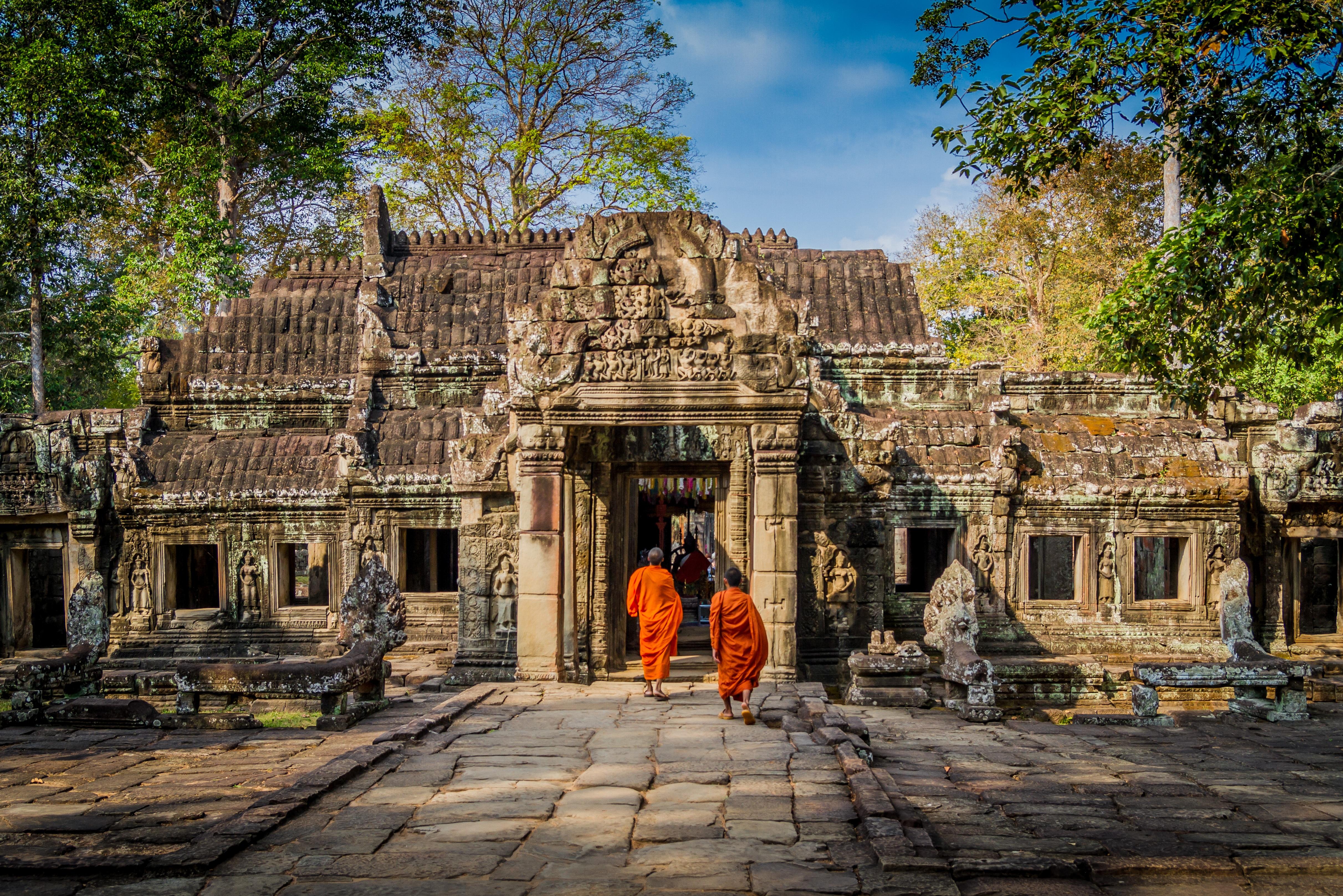 AngkorRunning