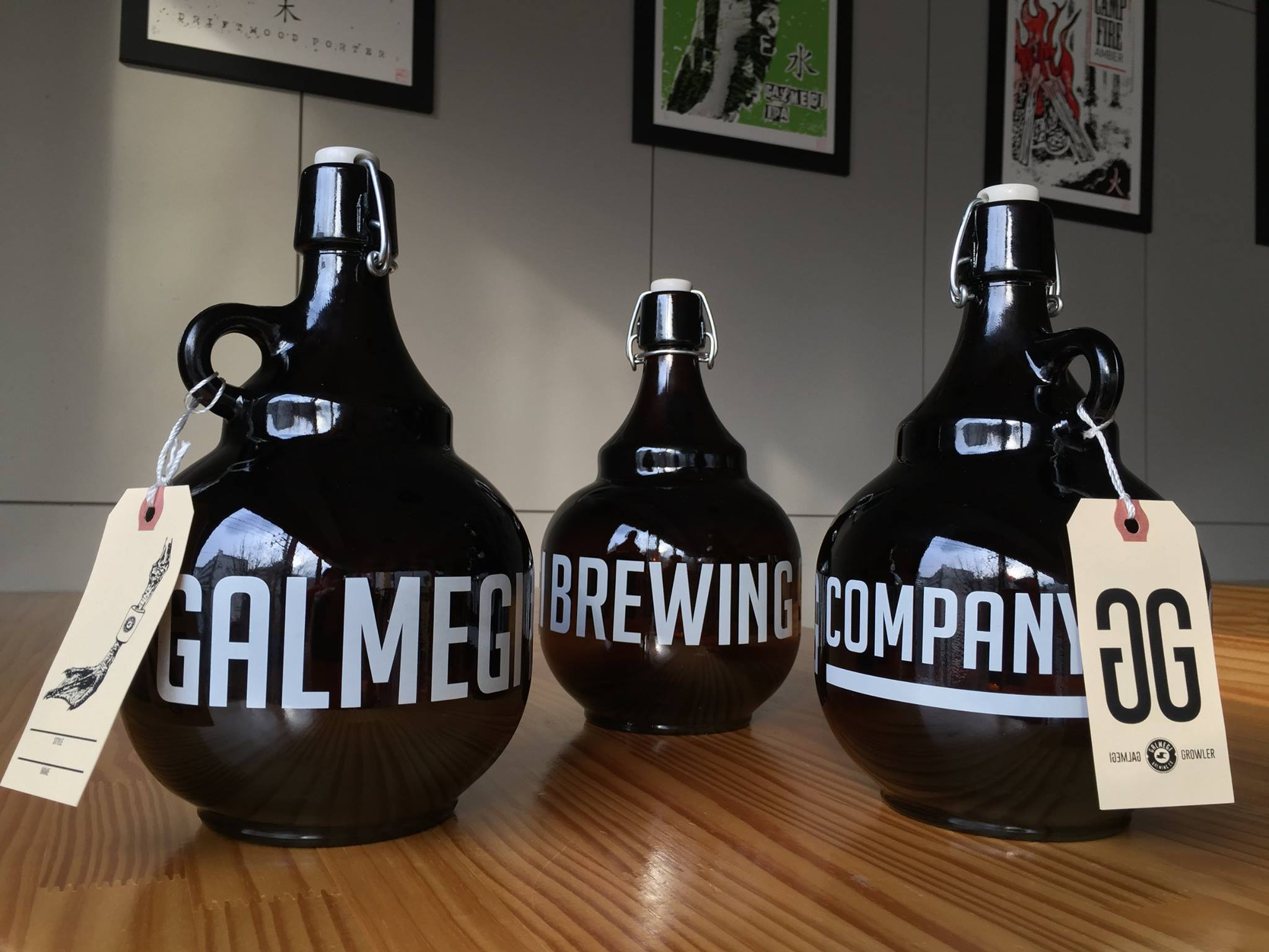 Galmegi-growlers
