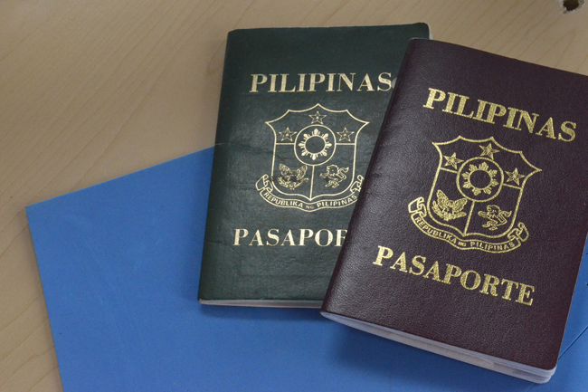 A lost passport equals to a spoiled holiday