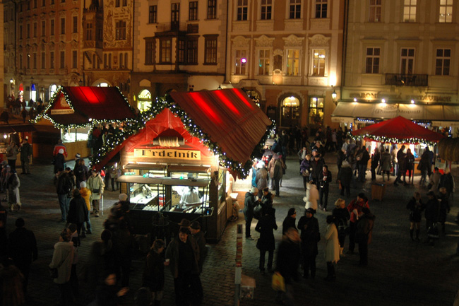 Best place to try that famous Czech beer!