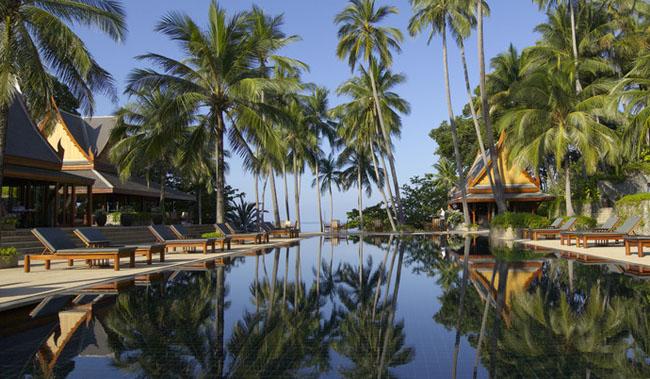 Amanpuri - Swimming Pool