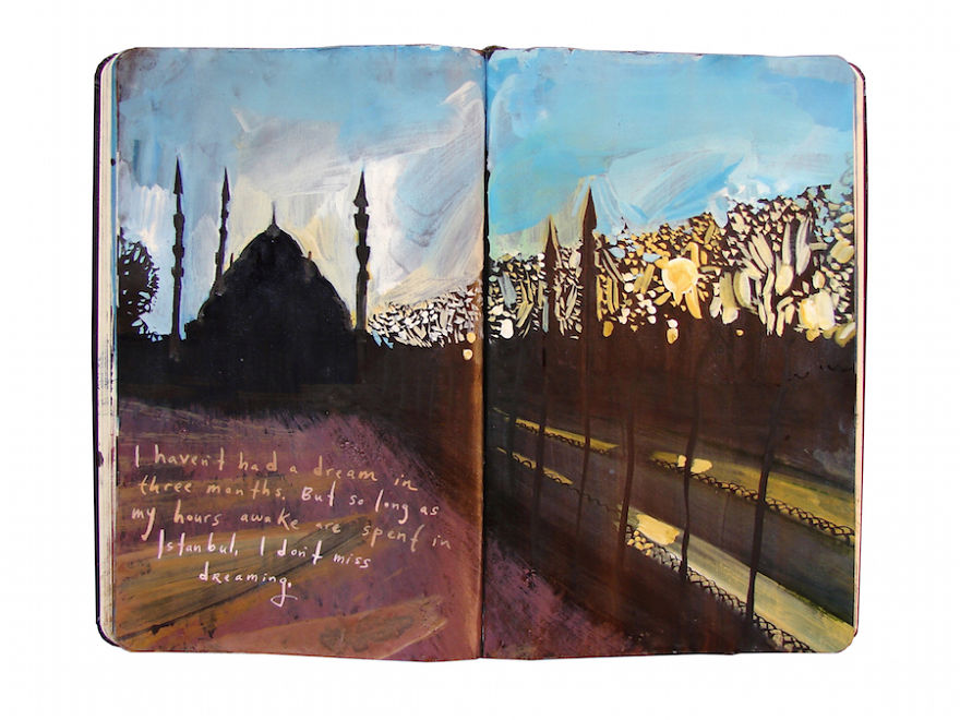 i-documented-my-100-days-of-travelling-with-arylic-paintings-on-a-moleskine-notebook-11__880