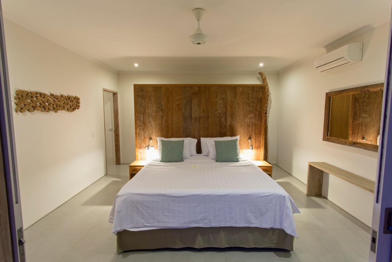 Pantai Indah Villas Bedroom 01