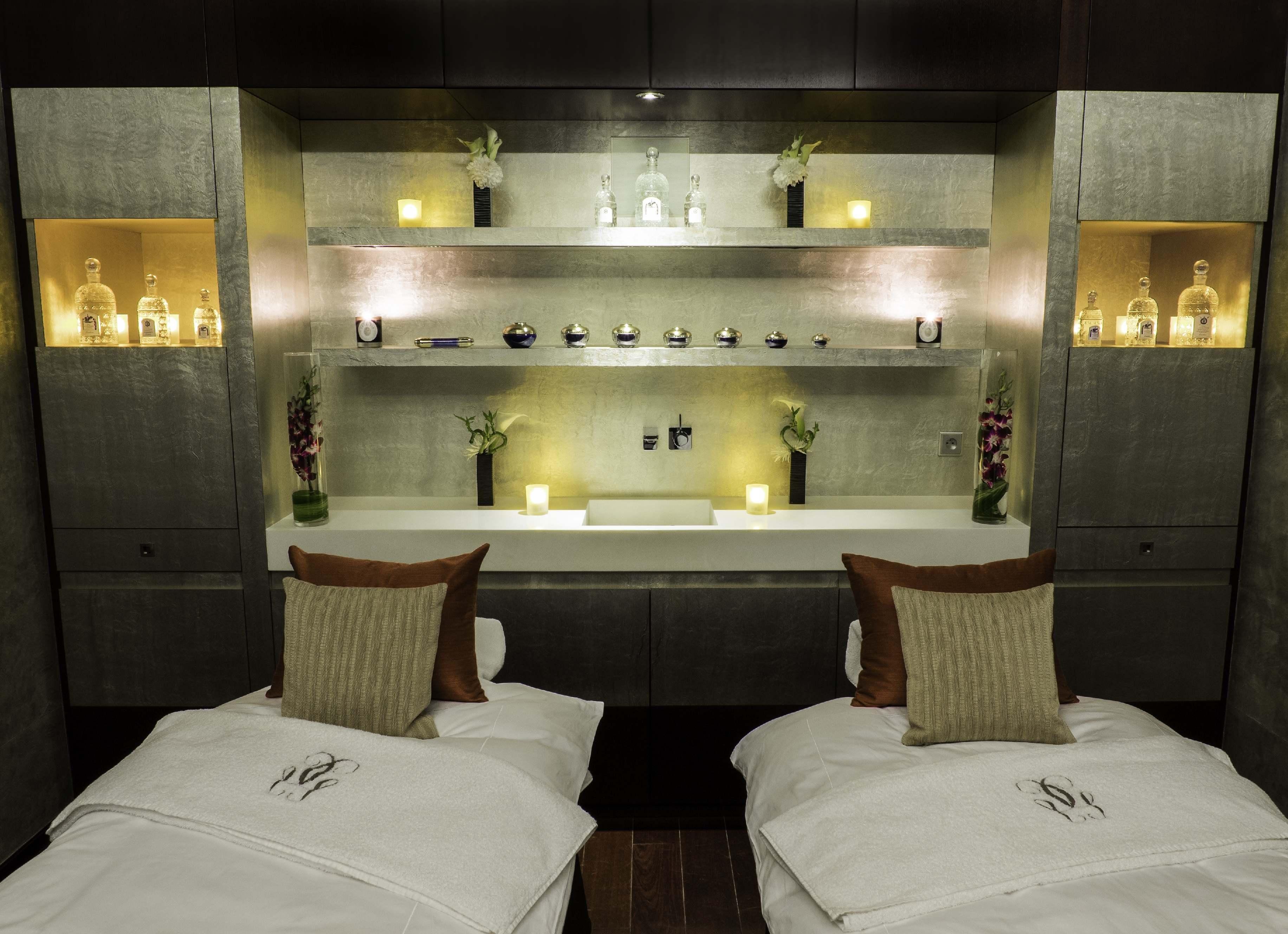 Guerlain Spa Suite