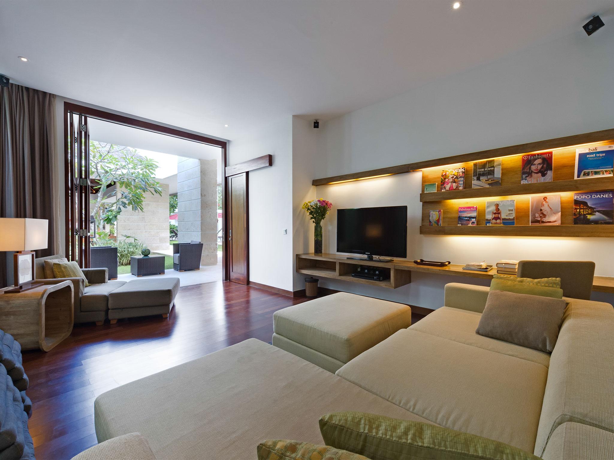 6. casa brio - air-conditioned entertainment room
