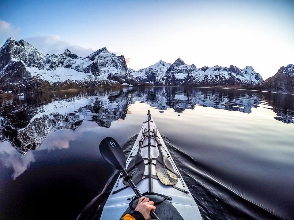 Reinefjorden in Lofoten