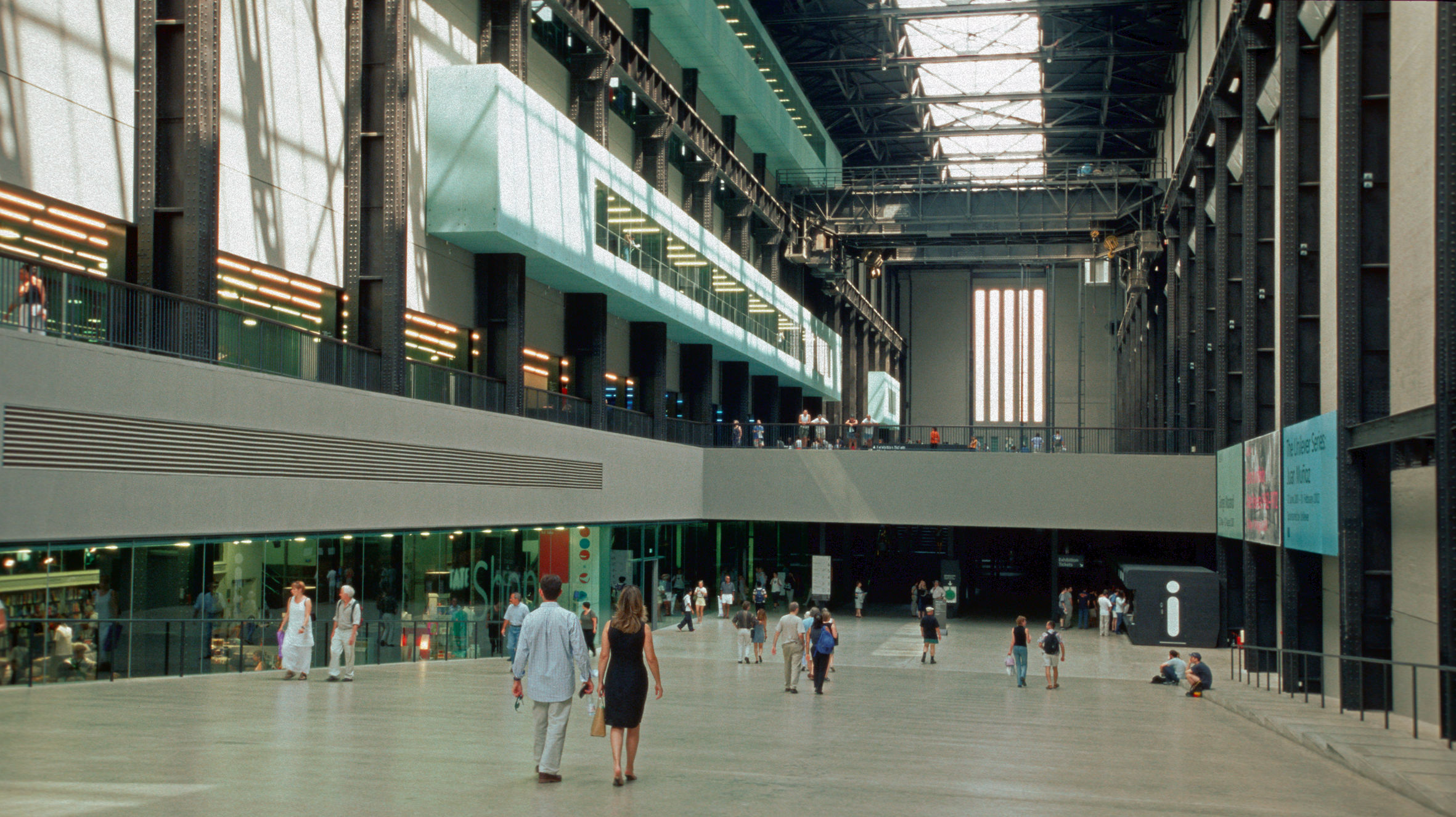 Will you meet The One at Turbine Hall?