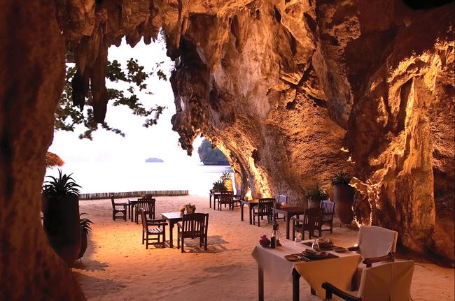 Rayavadee-Grotto-Dining