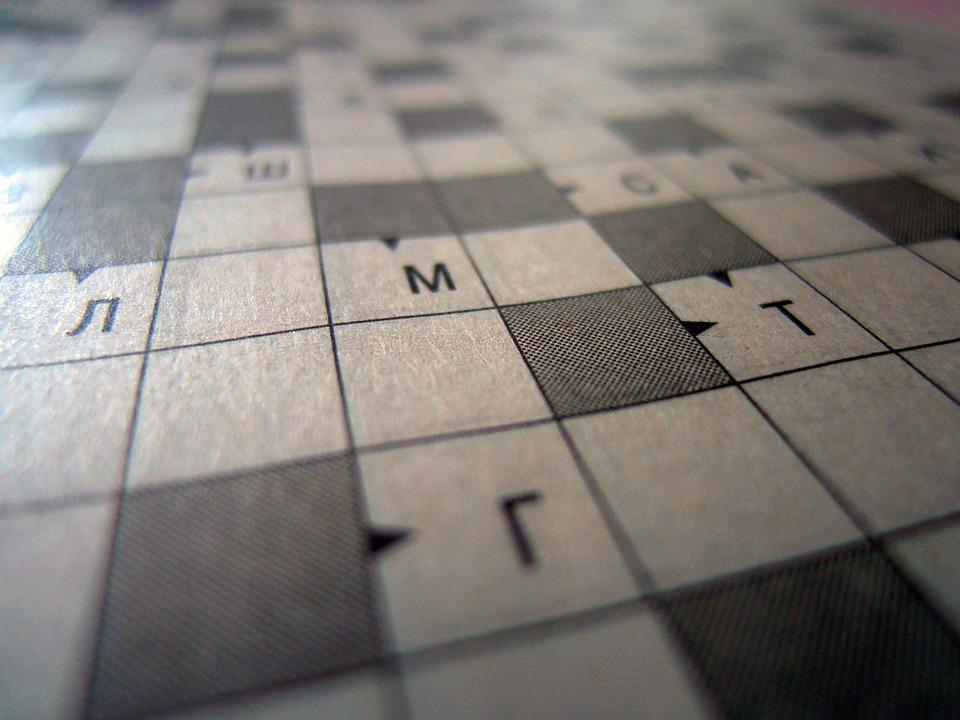 crossword-puzzle-819088_960_720