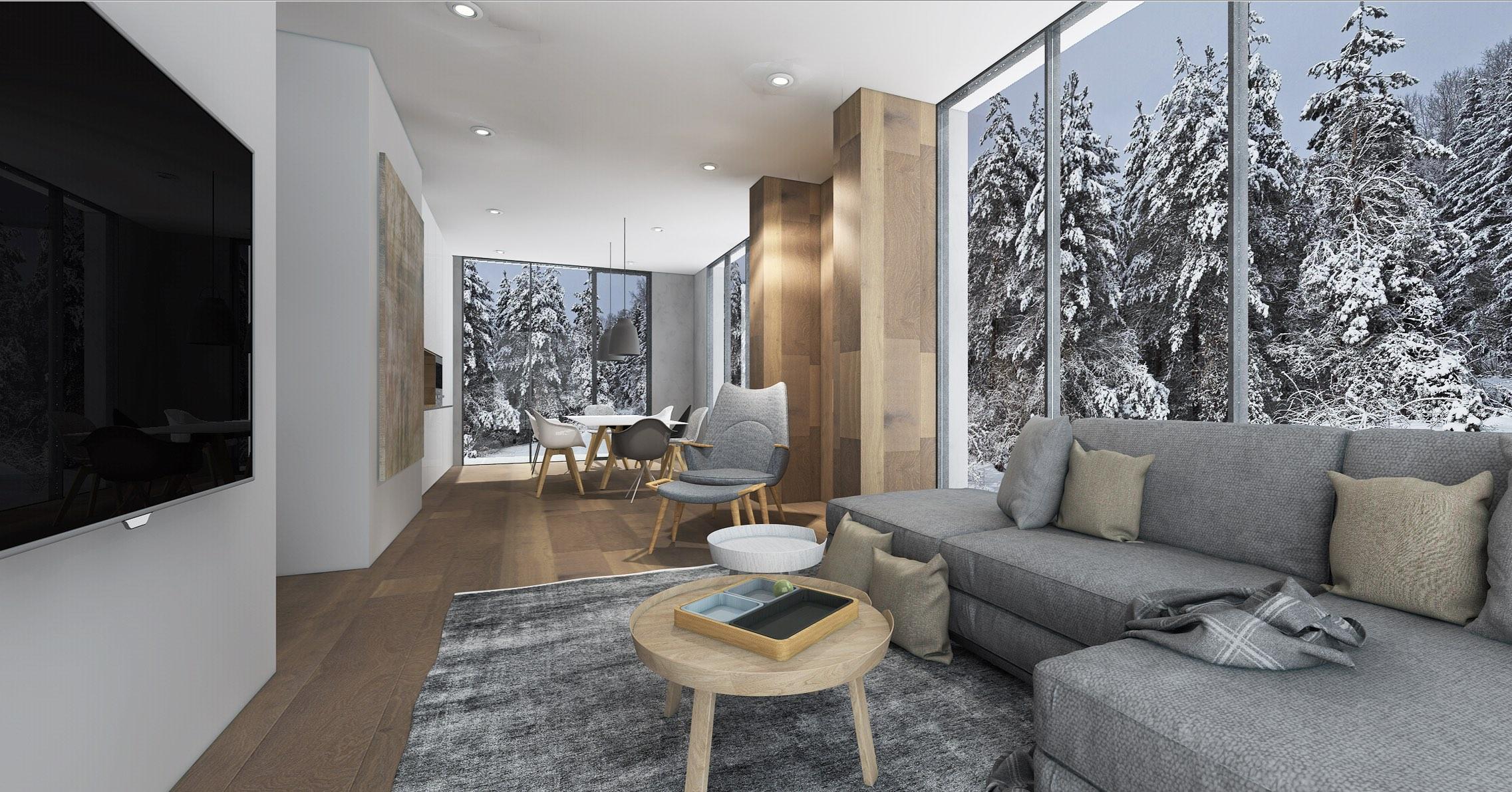 103-Apt-Living-room-the-kamui-niseko