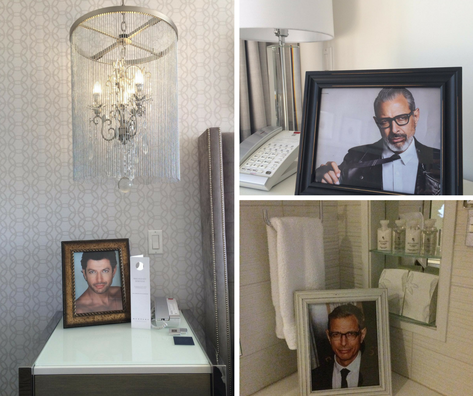This Week in Travel: A Hotel Guest's Strange Request For a Jeff Goldblum Room