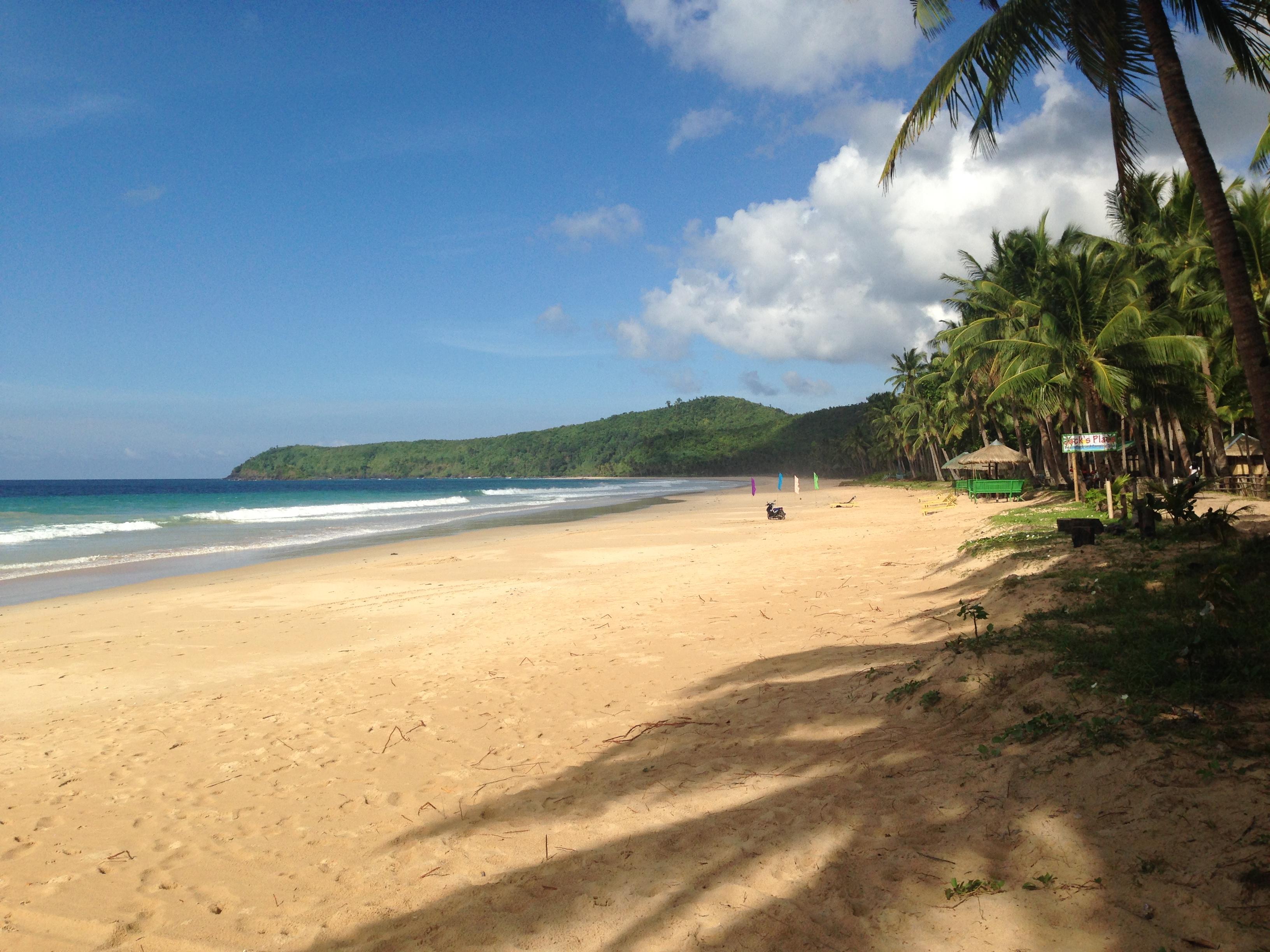 nacpan_beach