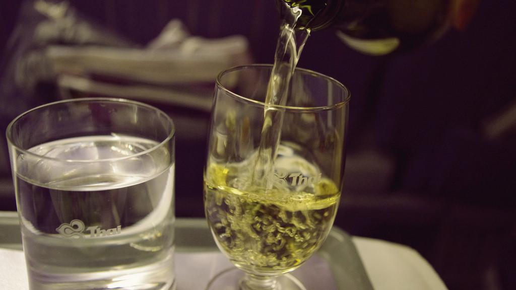rules of bringing alcohol onto flight