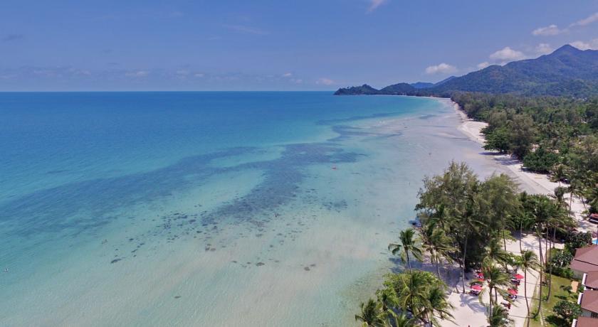 Klong Prao Beach in Thailand