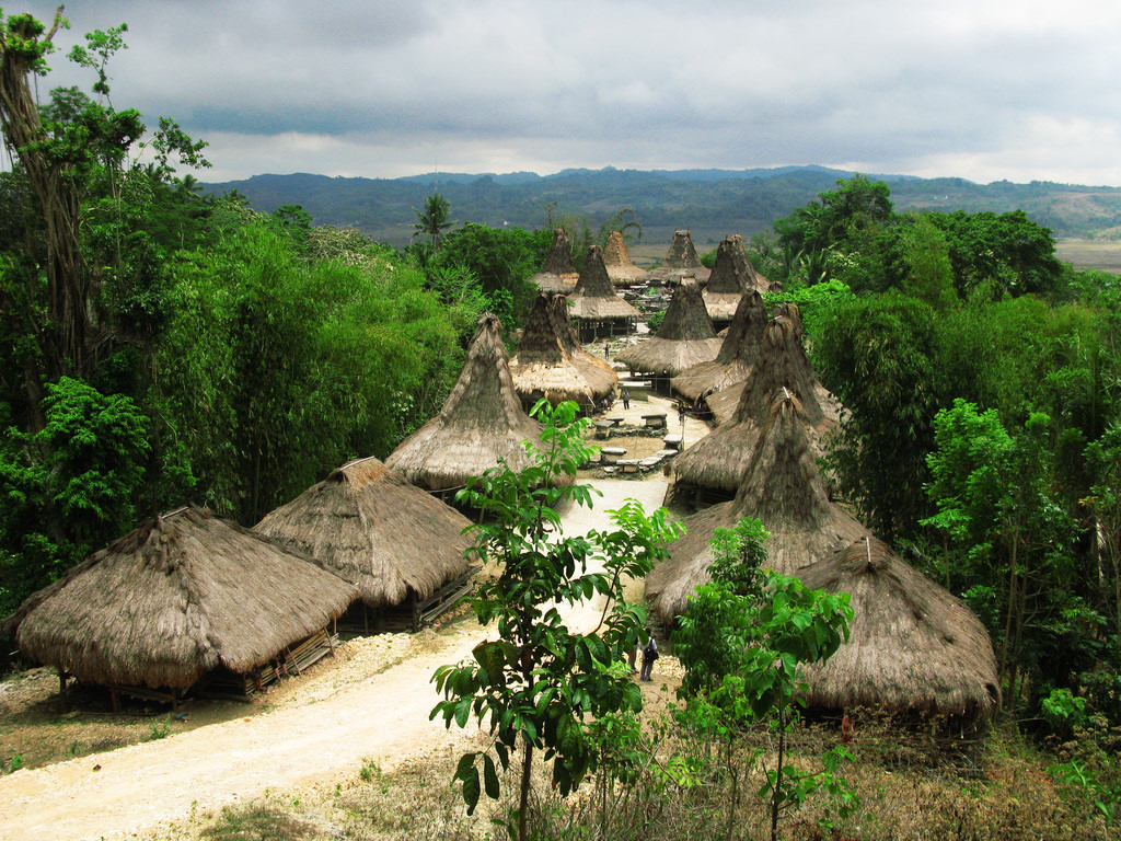 Sumba island -- rustic villages, colourful culture, amazing waves and best of all, untouched by mass tourism.