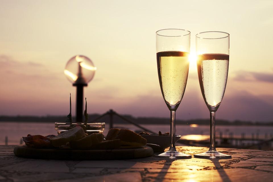 Wine Alcohol Drink Glass Aperitif Prosecco