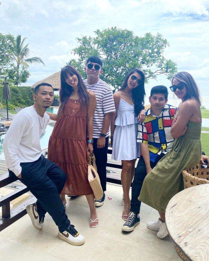 Bali Getaway at Villa Melissa with Nia Ramadhani Bakrie